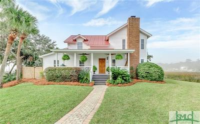 Savannah Single Family Home For Sale: 224 Debra Road