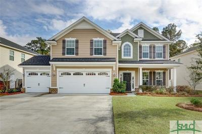 Pooler Single Family Home For Sale: 147 Tahoe Drive