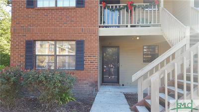 Savannah Condo/Townhouse For Sale: 57 Colony Park Drive