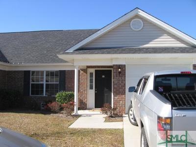 Savannah GA Condo/Townhouse For Sale: $168,000