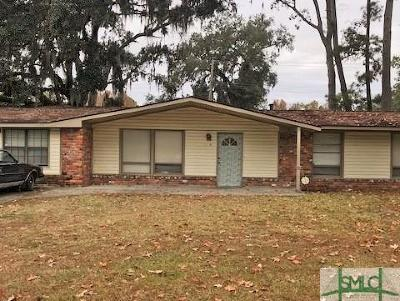 Savannah Single Family Home For Sale: 424 Sharondale Road