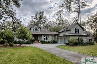 Savannah Single Family Home For Sale: 8 Daybreak Lane
