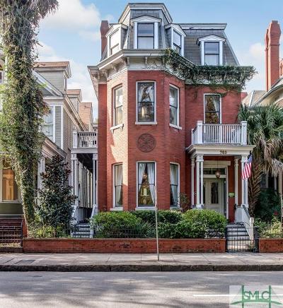 Multi Family Home For Sale: 703 Whitaker Street