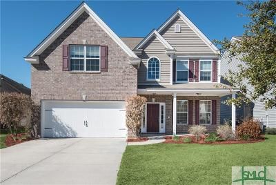 Pooler Single Family Home For Sale: 213 Cattle Run Way