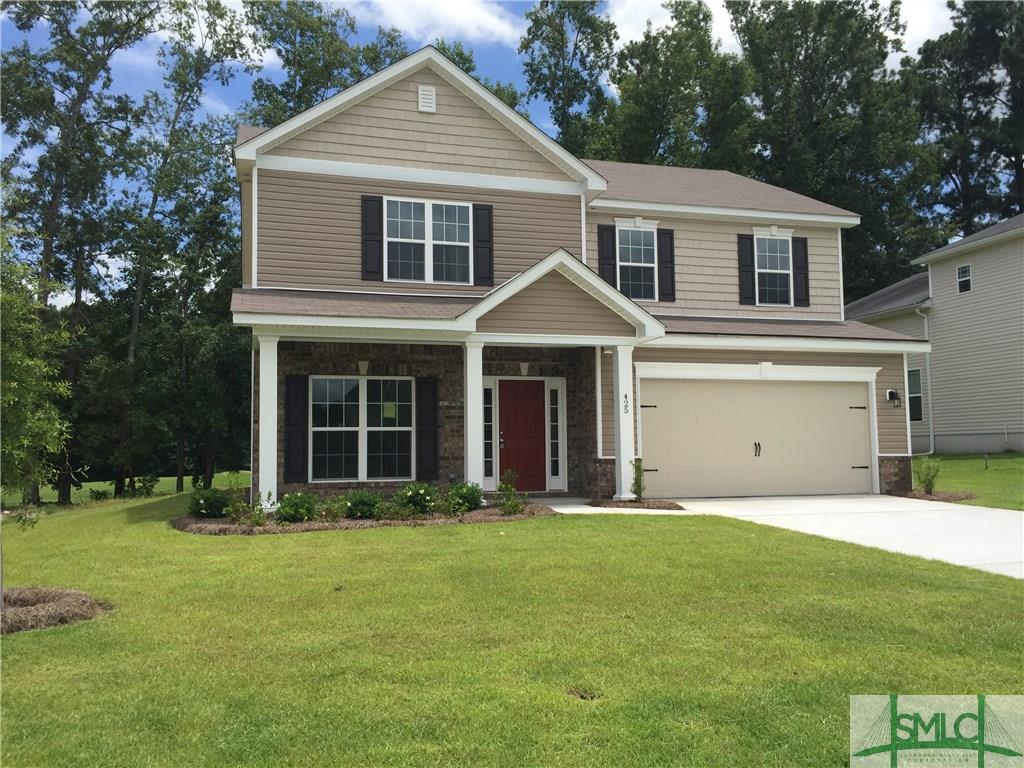 425 Plantation, Rincon, GA, 31326, Rincon Home For Sale
