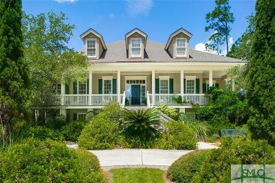 Savannah Single Family Home For Sale: 12 Hasleiters Retreat