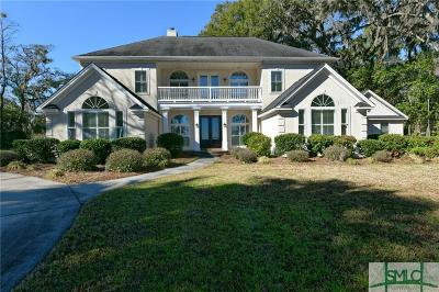 Savannah Single Family Home For Sale: 6101 La Roche