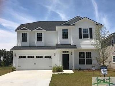 Pooler Single Family Home For Sale: 171 Martello Road S