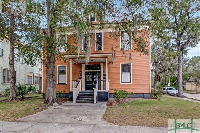 Savannah Multi Family Home For Sale: 836 E Henry Street #5