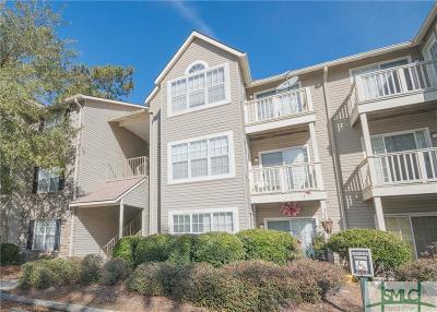 Savannah Condo/Townhouse For Sale: 12300 Apache Avenue #1705