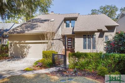 Savannah Single Family Home For Sale: 3 Windlass Court