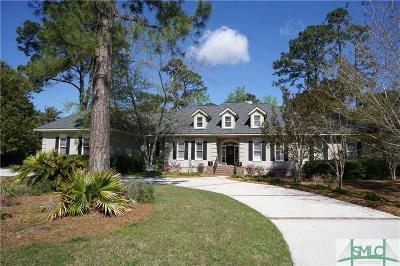 Savannah Single Family Home For Sale: 3 Sweet Fern Retreat