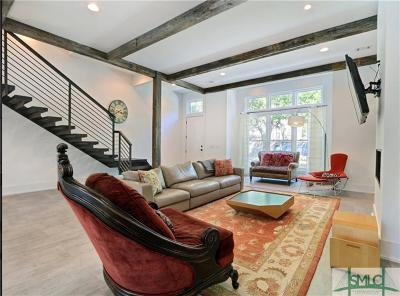 Savannah Condo/Townhouse For Sale: 705 Tattnall Street