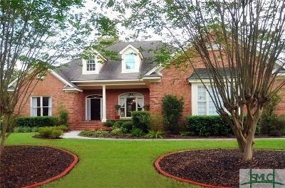 Savannah Single Family Home For Sale: 111 Wedgefield Crossing