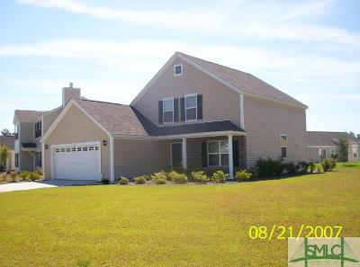 Pooler Single Family Home For Sale: 151 Old Pond Circle