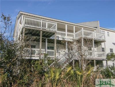 Tybee Island GA Condo/Townhouse For Sale: $599,000