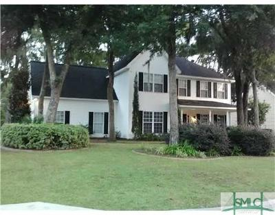 Savannah Single Family Home For Sale: 302 Olde Towne Road
