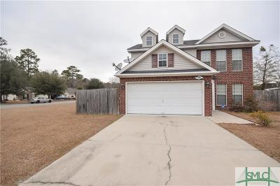 Pooler Single Family Home For Sale: 175 Silverton Road