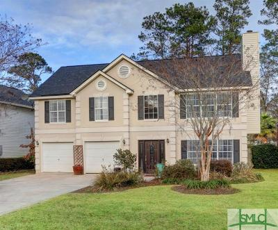 Savannah Single Family Home For Sale: 132 Vickery Lane