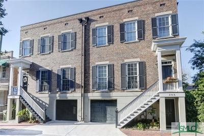 Savannah Single Family Home For Sale: 310 W Taylor Street