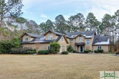 Rincon Single Family Home For Sale: 128 Cypress Drive