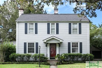 Savannah Single Family Home For Sale: 431 E 53rd Street