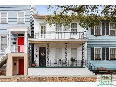 Savannah Multi Family Home For Sale: 503 E McDonough Street