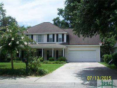 Savannah Single Family Home For Sale: 225 Olde Towne Road
