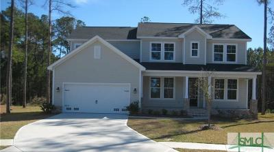 Pooler Single Family Home For Sale: 4 Lanier Court