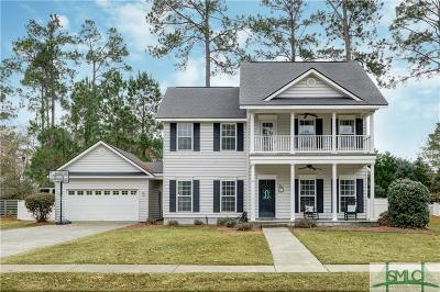 Rincon Single Family Home For Sale: 211 Saint Andrews Road