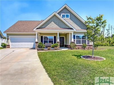 Pooler Single Family Home For Sale: 62 Belle Gate Court