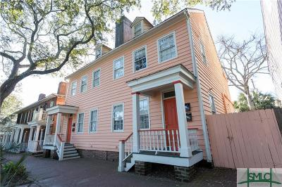 Savannah Multi Family Home For Sale: 517 E Jones Street