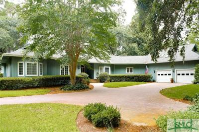 Savannah Single Family Home For Sale: 1 Brickthorn Court