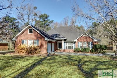 Rincon Single Family Home For Sale: 111 Cypress Drive