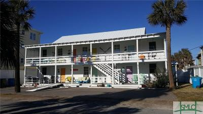 Tybee Island Multi Family Home For Sale: 8 T.s. Chu Terrace