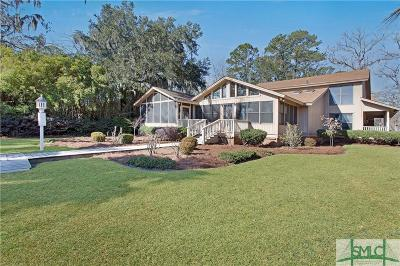 Savannah Single Family Home For Sale: 221 Suncrest Boulevard