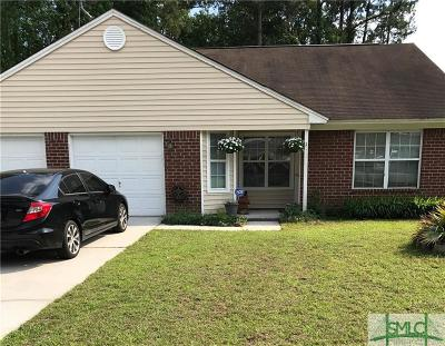 Pooler Single Family Home For Sale: 1 Stalwick Drive