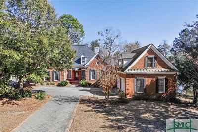 Savannah Single Family Home For Sale: 14 Hickory Grove Point