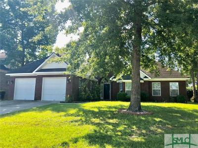 Savannah Single Family Home For Sale: 52 Conservation Drive