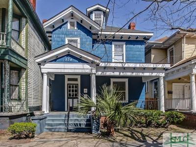 Savannah Multi Family Home For Sale: 534 E Waldburg Street