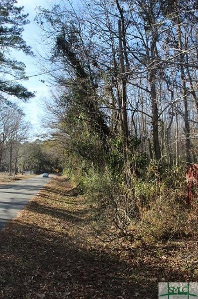 Pooler Residential Lots & Land For Sale: 120 Lyons Road