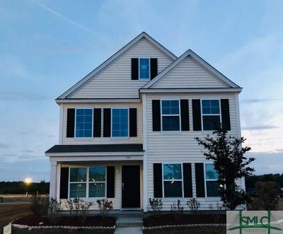 Port Wentworth Single Family Home For Sale: 118 Crabapple Circle