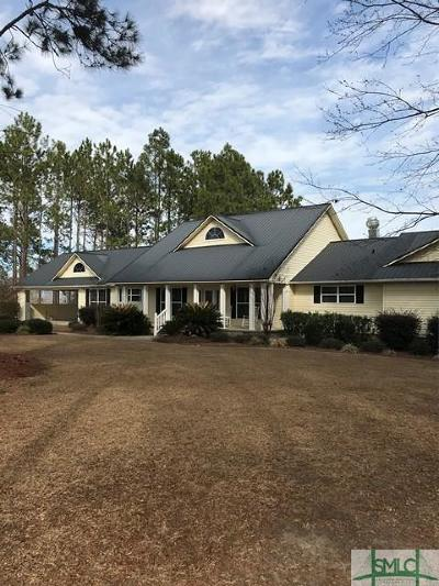 Single Family Home For Sale: 3776 Ga Hwy 280