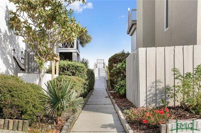 Tybee Island Condo/Townhouse For Sale: 15 11th Place
