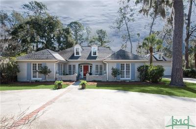 Isle Of Hope Single Family Home For Sale: 124 McIntosh Drive