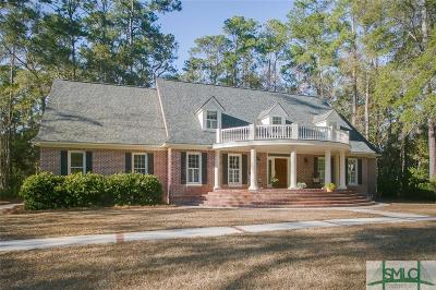 Savannah Single Family Home For Sale: 1 Rum Runners Alley