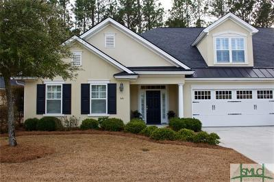 Pooler Condo/Townhouse For Sale: 121 Mallory Place