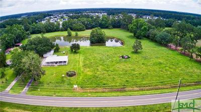 Pooler Residential Lots & Land For Sale: 1742 Quacco Road