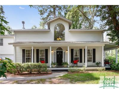 Savannah GA Single Family Home For Sale: $375,000