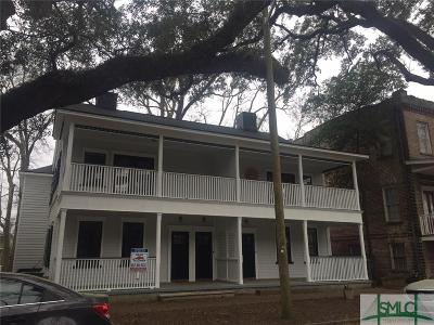 Savannah Condo/Townhouse For Sale: 307 W Park #A